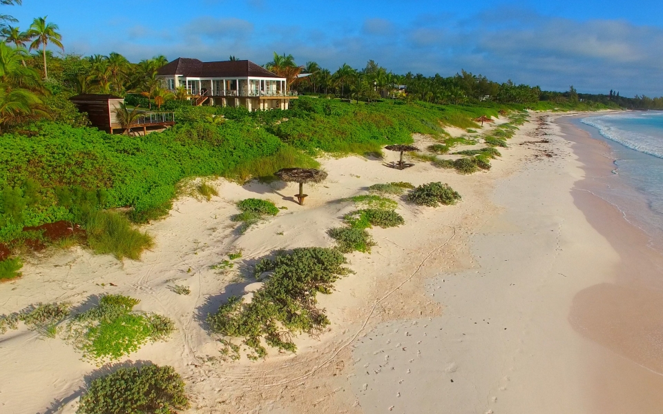 Coconut Beach Bahamas vacation rental holiday home