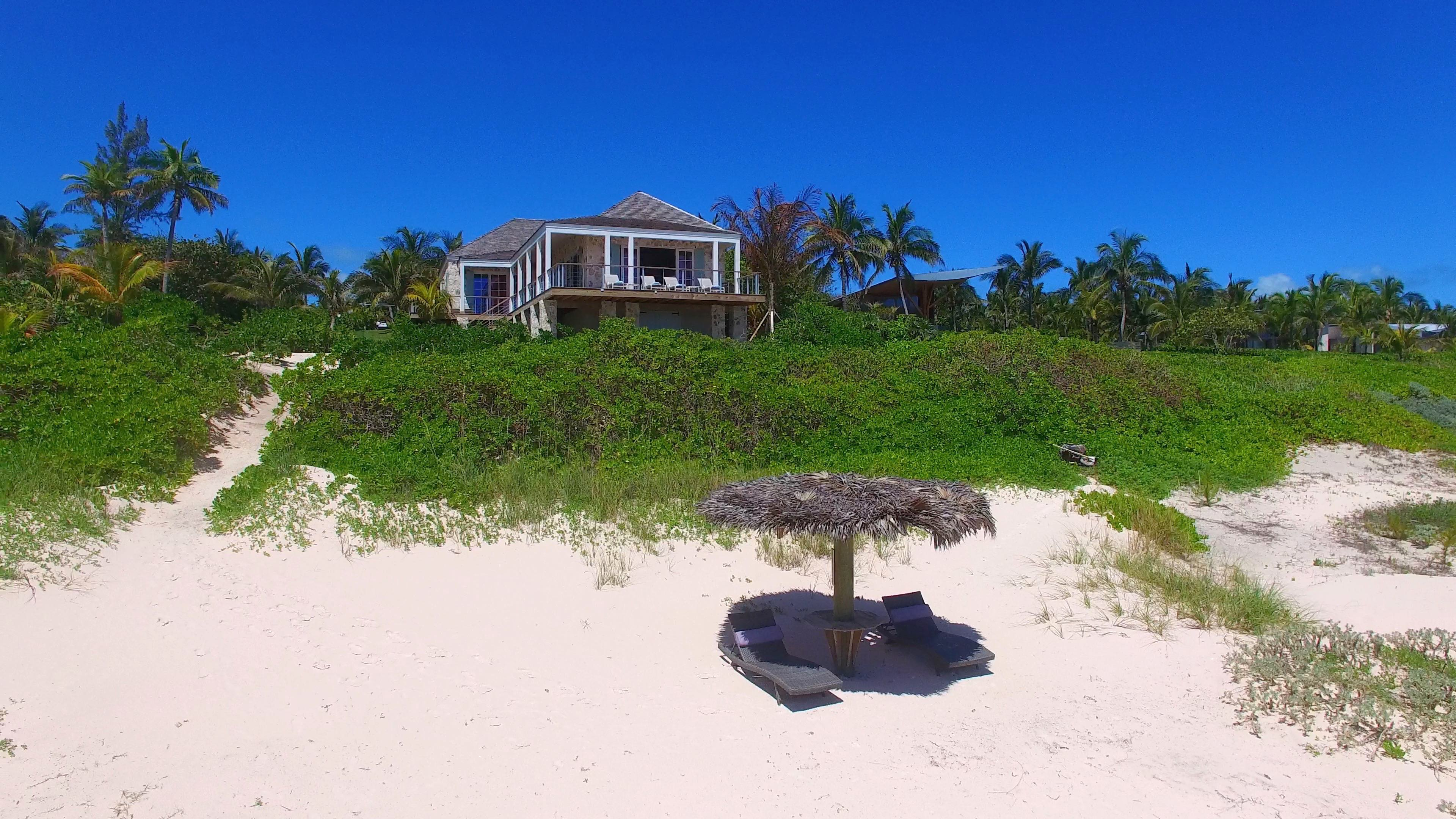 Coconut Beach Bahamas vacation rental home